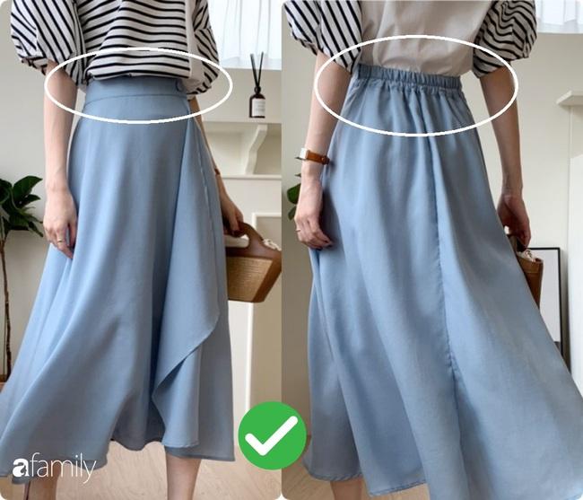 Diện chân váy không lộ bụng to: Có 2 chi tiết đắt giá chị em khéo điều chỉnh là bụng phẳng ngon lành - Ảnh 5.