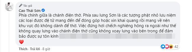 """""""Vận đen"""" chưa dứt, Cao Thái Sơn lại bị cộng đồng mạng """"ném đá"""" vì hành động phản cảm - Ảnh 5."""