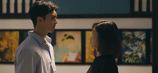 Hãy nói lời yêu tập 29: Bà Hoài vung tiền để Phan rời xa My, còn tới tận bệnh viện van xin mẹ Phan buông tha con mình - Ảnh 2.