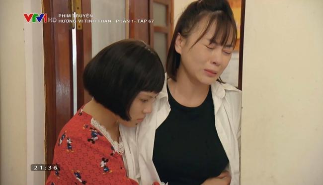"""Khán giả bật khóc xem cảnh Diệp ôm Nam, """"Hương vị tình thân"""" chính là đây! - Ảnh 3."""