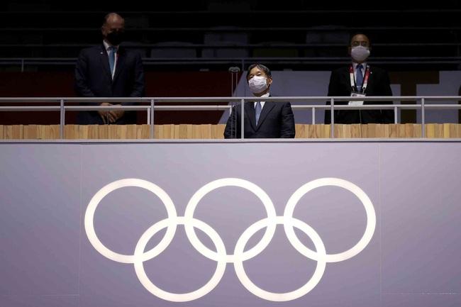 Lễ khai mạc Olympic Tokyo 2020: Rực rỡ sắc màu, đoàn thể thao Việt Nam xuất hiện tràn đầy nhiệt huyết - Ảnh 36.