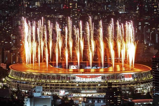 Lễ khai mạc Olympic Tokyo 2020: Rực rỡ sắc màu, mang nhiều thông điệp ý nghĩa, quảng bá văn hóa manga hết cỡ - Ảnh 7.