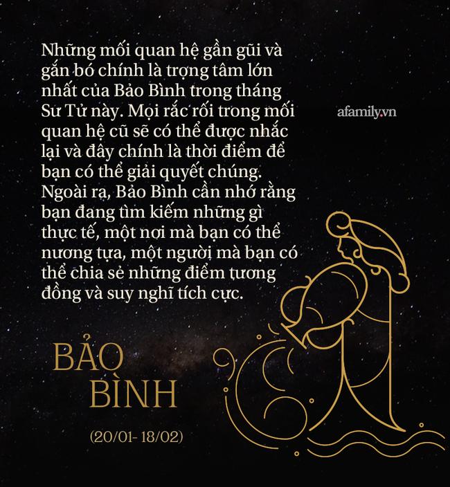 Tháng Sư Tử 2021 đã bắt đầu, đây là những lời nhắn nhủ dành riêng cho 12 cung Hoàng đạo để cuộc sống khởi sắc hơn - Ảnh 11.