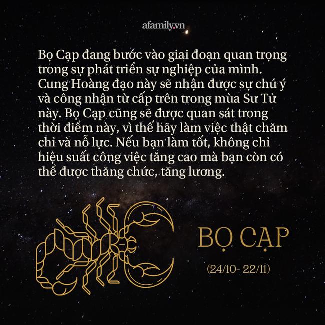 Tháng Sư Tử 2021 đã bắt đầu, đây là những lời nhắn nhủ dành riêng cho 12 cung Hoàng đạo để cuộc sống khởi sắc hơn - Ảnh 8.