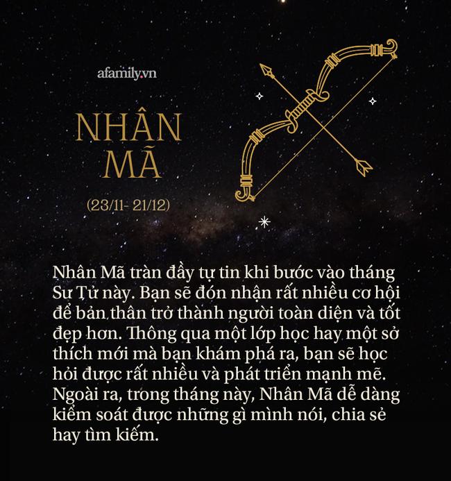 Tháng Sư Tử 2021 đã bắt đầu, đây là những lời nhắn nhủ dành riêng cho 12 cung Hoàng đạo để cuộc sống khởi sắc hơn - Ảnh 9.