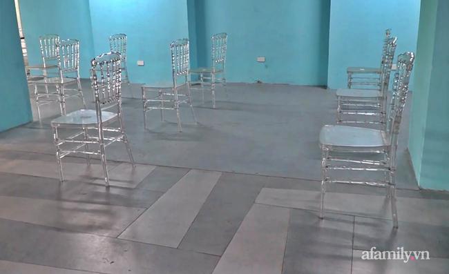 Cận cảnh phòng điều trị của Bệnh viện dã chiến số 5 tại Thuận Kiều Plaza vừa chính thức tiếp nhận F0 - Ảnh 8.