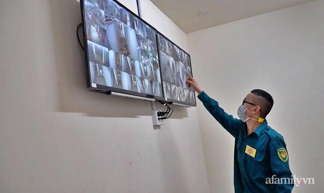 Cận cảnh phòng điều trị của Bệnh viện dã chiến số 5 tại Thuận Kiều Plaza vừa chính thức tiếp nhận F0 - Ảnh 5.