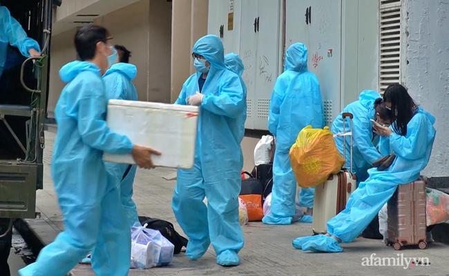 Cận cảnh phòng điều trị của Bệnh viện dã chiến số 5 tại Thuận Kiều Plaza vừa chính thức tiếp nhận F0 - Ảnh 3.