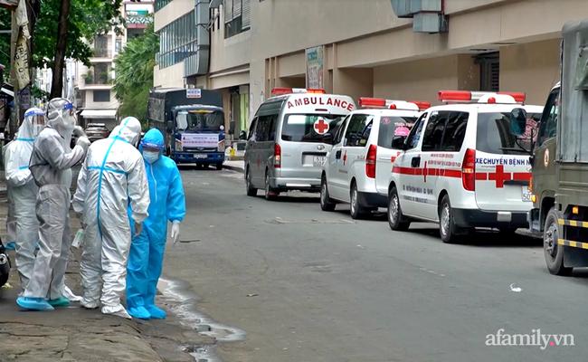 Cận cảnh phòng điều trị của Bệnh viện dã chiến số 5 tại Thuận Kiều Plaza vừa chính thức tiếp nhận F0 - Ảnh 4.