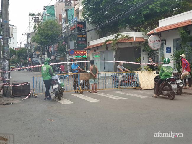NÓNG: Phong tỏa toàn bộ phường 21, quận Bình Thạnh từ 0 giờ ngày 24/7 - Ảnh 1.