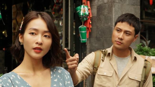 """Phim thế sóng Mùa hoa tìm lại - """"11 tháng 5 ngày"""": Khả Ngân từng yêu Tuấn Tú trước khi đến với Thanh Sơn - Ảnh 3."""