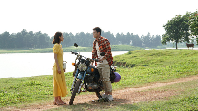 """Phim thế sóng Mùa hoa tìm lại - """"11 tháng 5 ngày"""": Khả Ngân từng yêu Tuấn Tú trước khi đến với Thanh Sơn - Ảnh 5."""