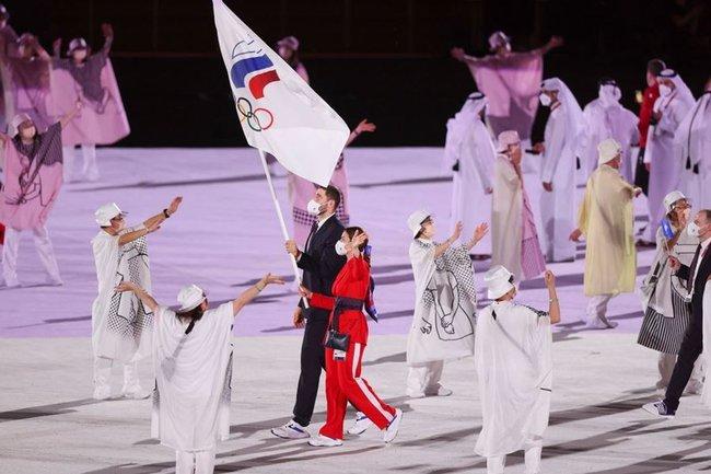 Lễ khai mạc Olympic Tokyo 2020: Rực rỡ sắc màu, mang nhiều thông điệp ý nghĩa - Ảnh 18.
