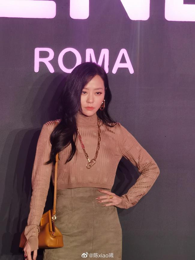 Ngoài ra trong sự kiện này còn có sự xuất hiện của nữ ca sĩ Trương Lương Dĩnh.