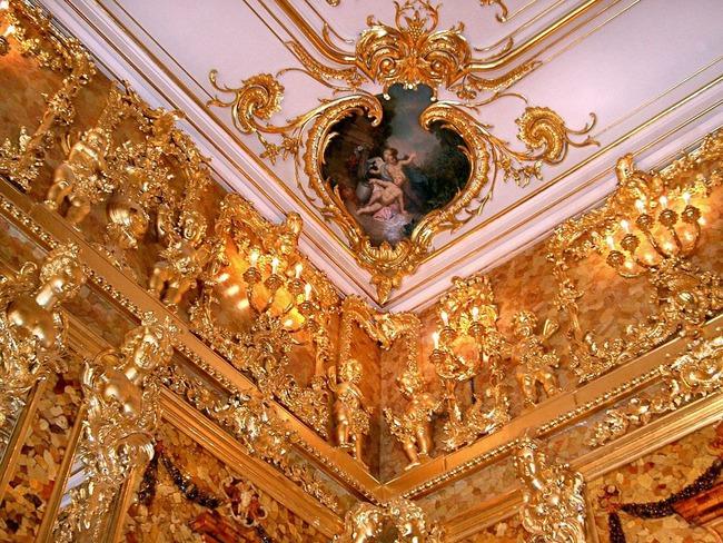 """Bí ẩn căn phòng vàng chứa hổ phách trị giá nghìn tỷ đồng """"không cánh mà bay"""" - Ảnh 3."""