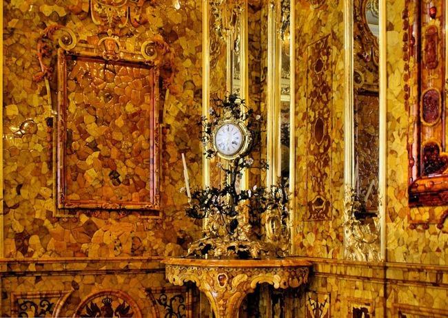"""Bí ẩn căn phòng vàng chứa hổ phách trị giá nghìn tỷ đồng """"không cánh mà bay"""" - Ảnh 5."""