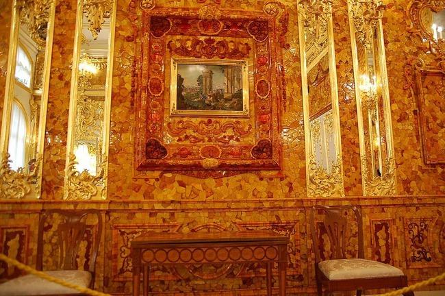 """Bí ẩn căn phòng vàng chứa hổ phách trị giá nghìn tỷ đồng """"không cánh mà bay"""" - Ảnh 6."""