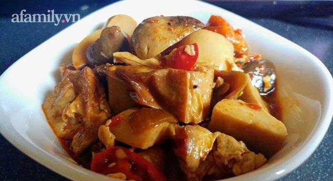 Food Blogger Liên Ròm: 5 món chay ngon dễ làm cho ngày Rằm tháng 6 Âm lịch - Ảnh 4.