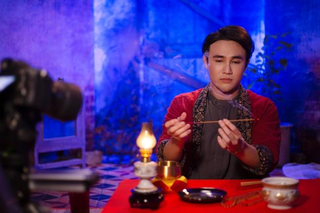 """Lên án """"bình luận ác ý"""" trên mạng xã hội, Huỳnh Lập đưa hình ảnh """"anh hùng bàn phím"""" vào chuyện ma - Ảnh 5."""