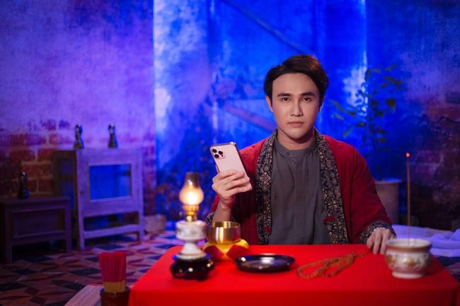 """Lên án """"bình luận ác ý"""" trên mạng xã hội, Huỳnh Lập đưa hình ảnh """"anh hùng bàn phím"""" vào chuyện ma - Ảnh 1."""