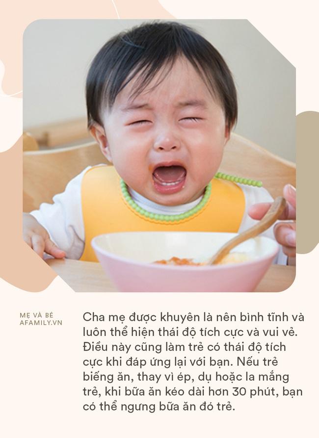 Bác sĩ nhi chỉ ra 1 nguyên nhân khiến trẻ biếng ăn nhiều cha mẹ không thể ngờ tới - Ảnh 2.