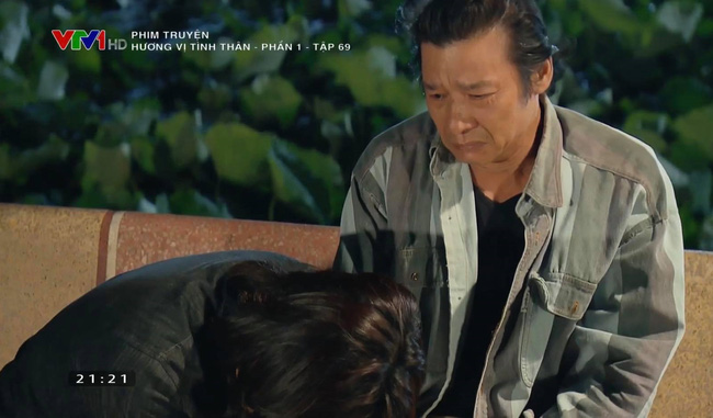 """Khiến fan khóc hết nước mắt, bố Sinh """"Hương vị tình thân"""" đăng ảnh phần 2 với Nam: Có bố đây rồi! - Ảnh 5."""