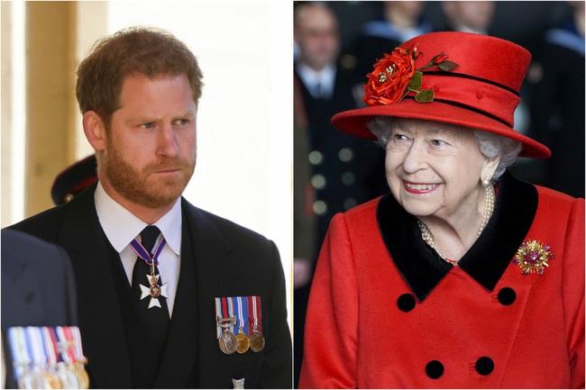 """Hoàng gia Anh có động thái mới """"dứt tình"""" với Harry vì ra điều kiện tàn nhẫn với Nữ hoàng - Ảnh 1."""