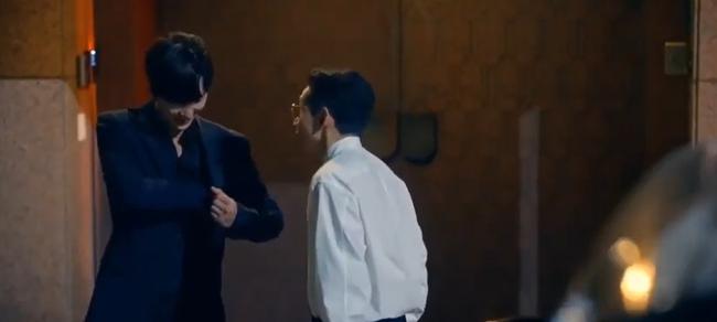 Cuộc chiến thượng lưu 3 lộ cảnh chưa lên sóng: Seo Jin hé lộ lý do cứu sống Logan Lee, cấu với Baek Joon Gi đều có mục đích - Ảnh 4.