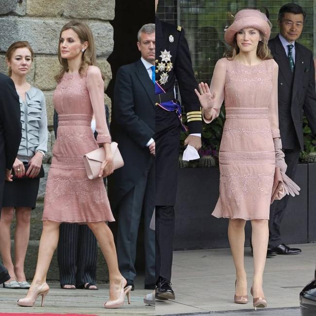 """Ngoài Kate ra, còn có một nhân vật Hoàng gia chuyên diện lại đồ cũ, mỗi lần lại là một """"phiên bản"""" khác nhau hoàn toàn - Ảnh 5."""