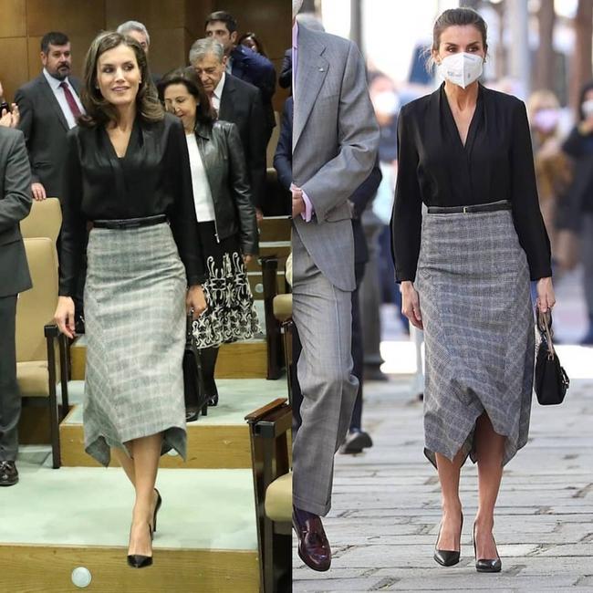 """Ngoài Kate ra, còn có một nhân vật Hoàng gia chuyên diện lại đồ cũ, mỗi lần lại là một """"phiên bản"""" khác nhau hoàn toàn - Ảnh 8."""