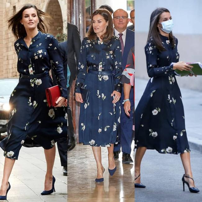 """Ngoài Kate ra, còn có một nhân vật Hoàng gia chuyên diện lại đồ cũ, mỗi lần lại là một """"phiên bản"""" khác nhau hoàn toàn - Ảnh 3."""