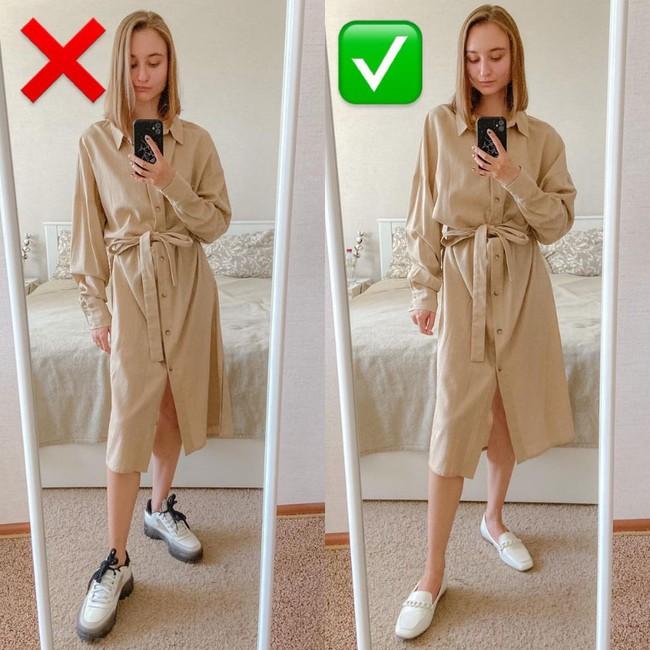 10 lỗi trang phục tưởng đơn giản nhưng lại khiến style của bạn kém sang đi vài phần  - Ảnh 9.