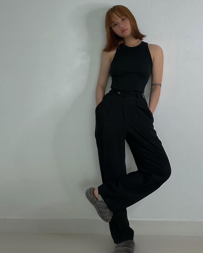 Style của Miu Lê thăng hạng ngỡ ngàng ở tuổi 30 nhờ lên đồ tinh giản hơn, bớt lòe loẹt đi - Ảnh 11.