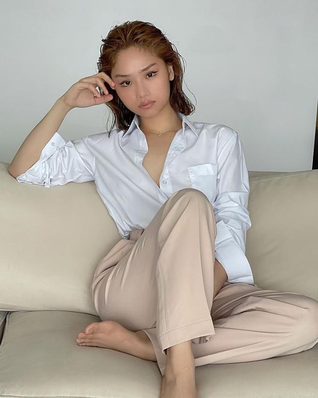 Style của Miu Lê thăng hạng ngỡ ngàng ở tuổi 30 nhờ lên đồ tinh giản hơn, bớt lòe loẹt đi - Ảnh 9.