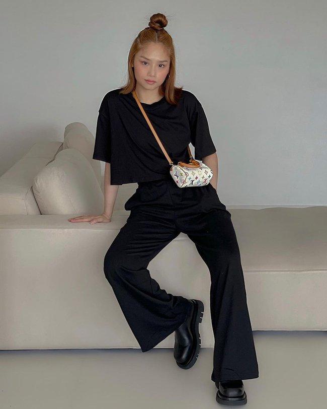 Style của Miu Lê thăng hạng ngỡ ngàng ở tuổi 30 nhờ lên đồ tinh giản hơn, bớt lòe loẹt đi - Ảnh 5.