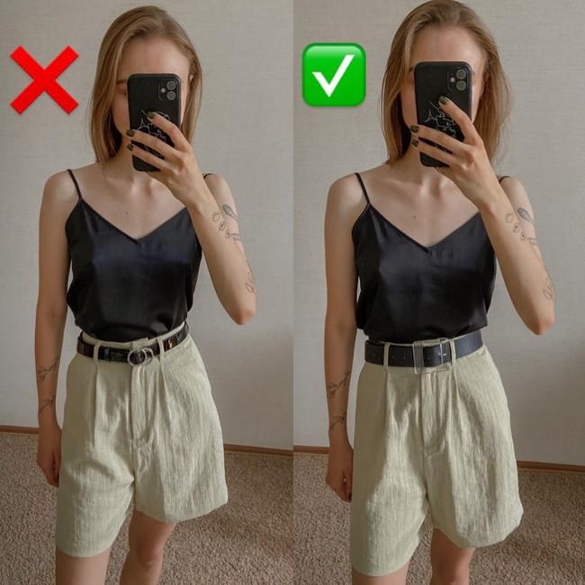 10 lỗi trang phục tưởng đơn giản nhưng lại khiến style của bạn kém sang đi vài phần  - Ảnh 5.