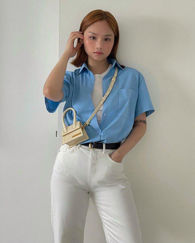 Style của Miu Lê thăng hạng ngỡ ngàng ở tuổi 30 nhờ lên đồ tinh giản hơn, bớt lòe loẹt đi - Ảnh 4.