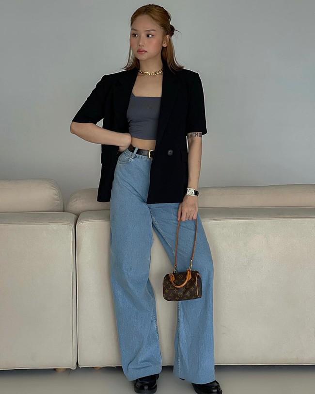 Style của Miu Lê thăng hạng ngỡ ngàng ở tuổi 30 nhờ lên đồ tinh giản hơn, bớt lòe loẹt đi - Ảnh 3.