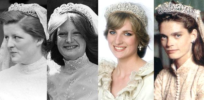 Cháu gái Công nương Diana từ chối đeo vương miện gia truyền trong ngày cưới: Ý nghĩa ẩn sâu khiến ai nấy đều xúc động - Ảnh 7.