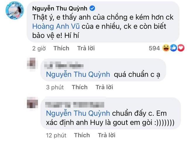 Hương vị tình thân: Giữa bão chỉ trích nam chính, Thu Quỳnh tuyên bố Long còn kém hơn Huy, dân mạng rần rần ủng hộ - Ảnh 3.