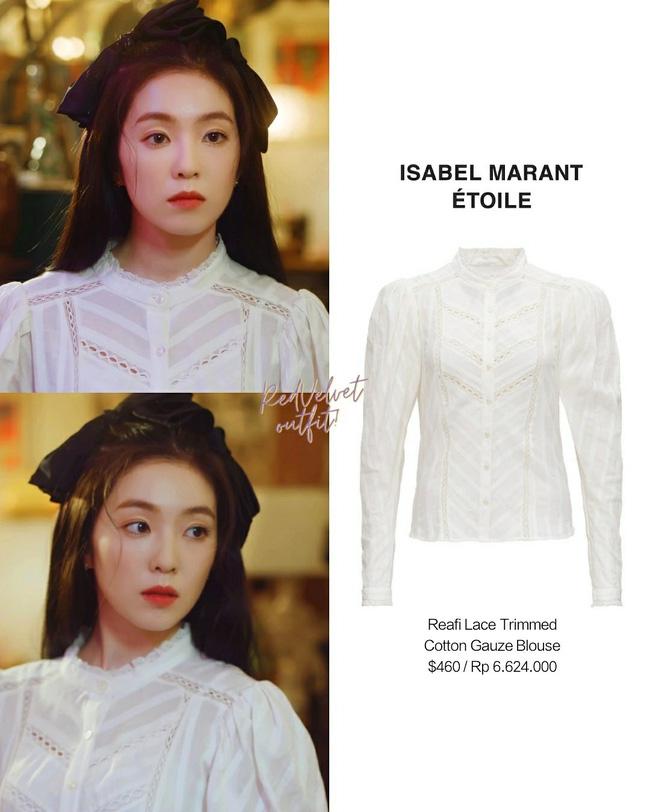 Red Velvet tái xuất với váy áo tiểu thư: Irene xinh như tiên, nhưng style của nhân vật này mới gây trầm trồ nhất - Ảnh 9.
