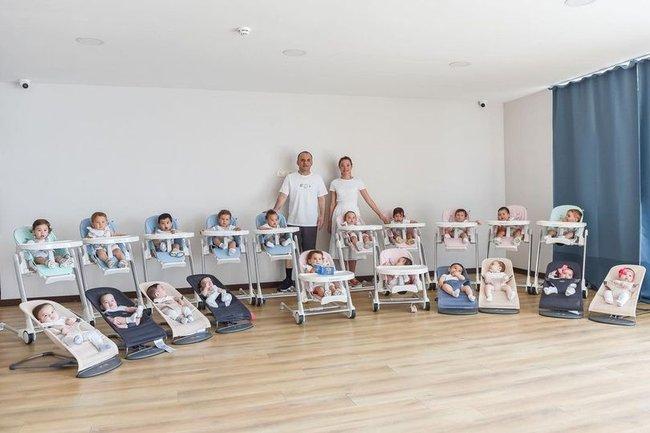Choáng với vị doanh nhân chi số tiền khủng để sinh 21 đứa trẻ trong vòng 1 năm, nhưng đó không phải là toàn bộ số người con của ông - Ảnh 1.