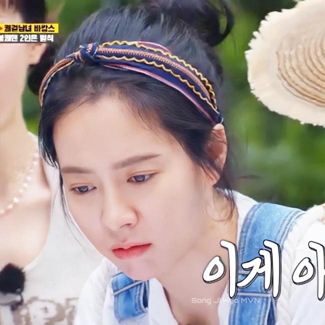 """Không nhận ra Mợ Ngố Song Ji Hyo trong phim mới: Tạo hình sang nhưng khiến cô già hơn, phản ứng của netizen lại """"đáo ngược"""" - Ảnh 1."""