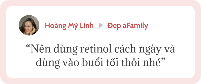 Kinh nghiệm dùng retinol hơn 1 năm,  - Ảnh 5.