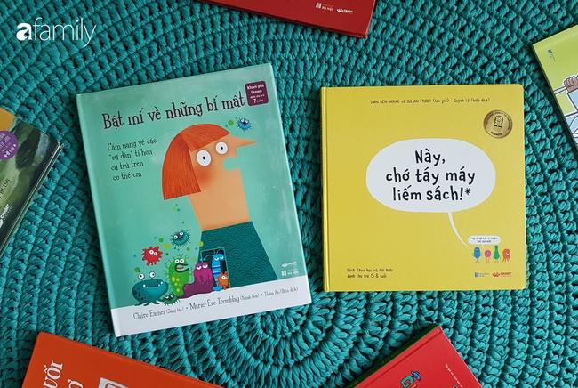 Đây là thời điểm tuyệt vời nhất để bố mẹ đọc cùng trẻ 3-10 tuổi những cuốn sách này - Ảnh 1.