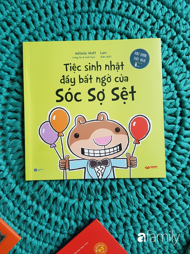 Đây là thời điểm tuyệt vời nhất để bố mẹ đọc cùng trẻ 3-10 tuổi những cuốn sách này - Ảnh 15.