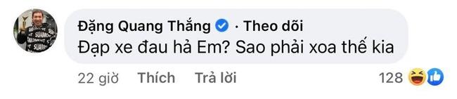 """Mạnh Trường Hương vị tình thân đăng ảnh tư thế """"lạ"""", Hồng Đăng bình luận gì mà được hơn 3.000 likes? - Ảnh 3."""