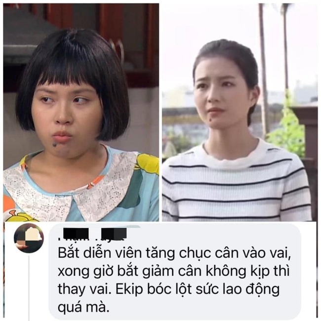 Nữ diễn viên Hương vị tình thân bị thay vai chính thức lên tiếng khi ê kíp bị đồn bóc lột sức lao động - Ảnh 1.