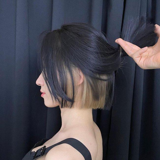 """Trend nhuộm tóc """"lừa tình"""" của gái Hàn:  - Ảnh 3."""