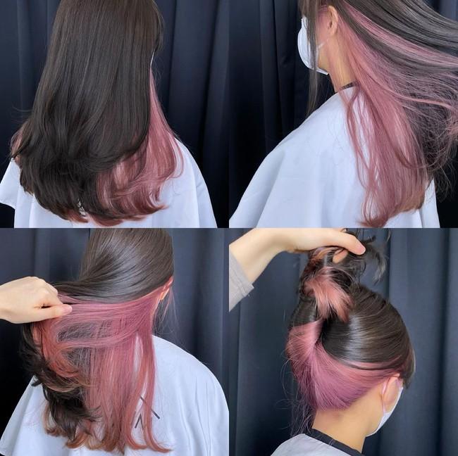 """Trend nhuộm tóc """"lừa tình"""" của gái Hàn:  - Ảnh 8."""